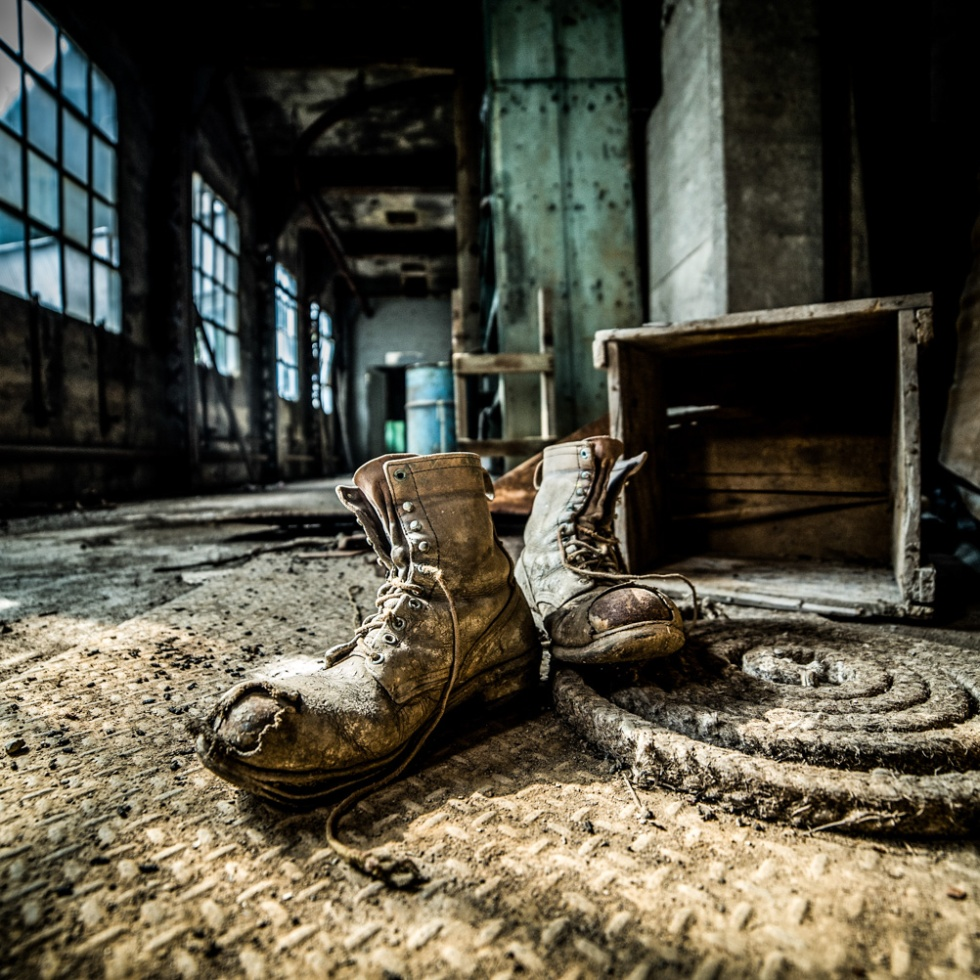 Abandoned Places Photography