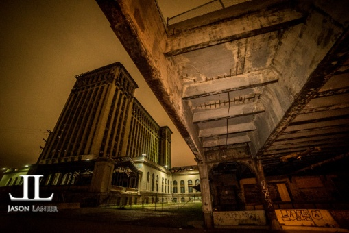 Abandoned Michigan Central Station Detroit-10