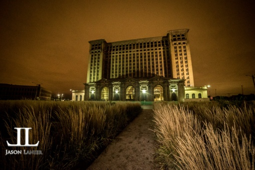 Abandoned Michigan Central Station Detroit-7