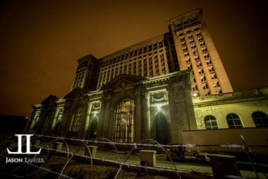 Abandoned Michigan Central Station Detroit-9
