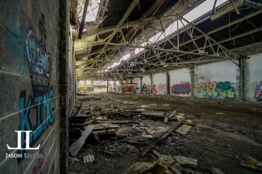 Abandoned Packard Motor Plant Detroit-10