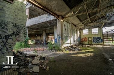 Abandoned Packard Motor Plant Detroit-11