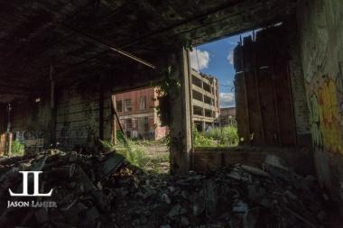 Abandoned Packard Motor Plant Detroit-12