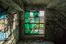 Abandoned Packard Motor Plant Detroit-14