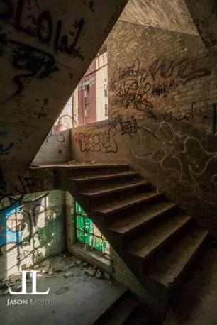 Abandoned Packard Motor Plant Detroit-16