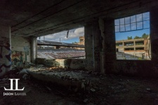Abandoned Packard Motor Plant Detroit-17