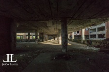 Abandoned Packard Motor Plant Detroit-18