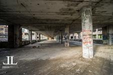 Abandoned Packard Motor Plant Detroit-19