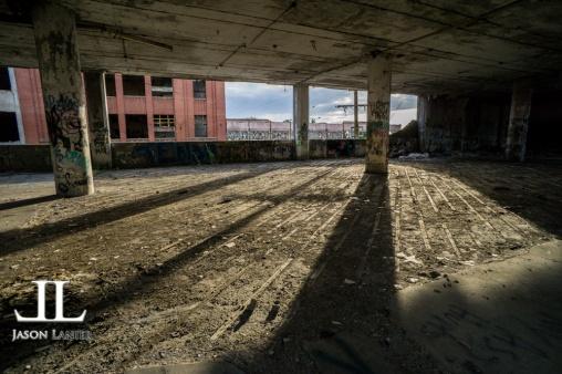 Abandoned Packard Motor Plant Detroit-20