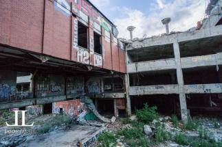 Abandoned Packard Motor Plant Detroit-26
