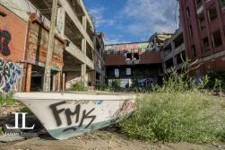 Abandoned Packard Motor Plant Detroit-3