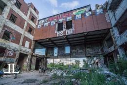 Abandoned Packard Motor Plant Detroit-32