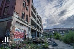 Abandoned Packard Motor Plant Detroit-33