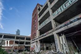 Abandoned Packard Motor Plant Detroit-35