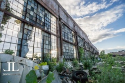 Abandoned Packard Motor Plant Detroit-38