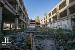Abandoned Packard Motor Plant Detroit-4