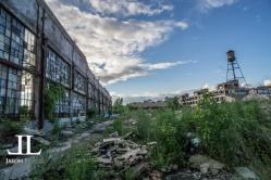 Abandoned Packard Motor Plant Detroit-40