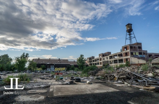 Abandoned Packard Motor Plant Detroit-42