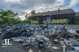 Abandoned Packard Motor Plant Detroit-45