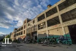 Abandoned Packard Motor Plant Detroit-47