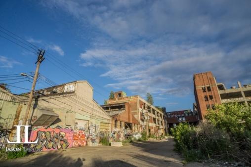 Abandoned Packard Motor Plant Detroit-48
