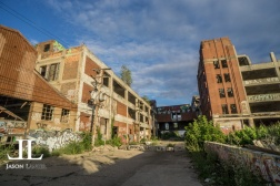Abandoned Packard Motor Plant Detroit-50