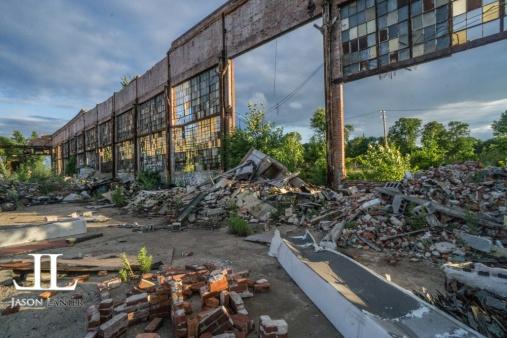 Abandoned Packard Motor Plant Detroit-53