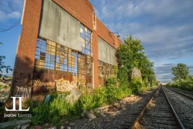 Abandoned Packard Motor Plant Detroit-54