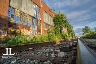 Abandoned Packard Motor Plant Detroit-55