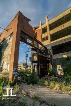 Abandoned Packard Motor Plant Detroit-58