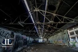 Abandoned Packard Motor Plant Detroit-6