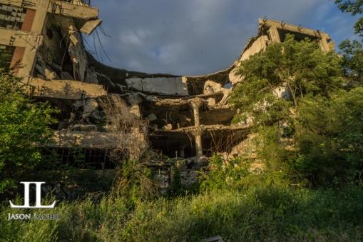 Abandoned Packard Motor Plant Detroit-61