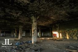 Abandoned Packard Motor Plant Detroit-64