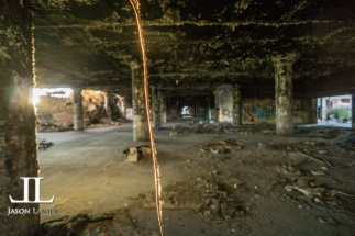 Abandoned Packard Motor Plant Detroit-67