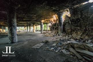 Abandoned Packard Motor Plant Detroit-68