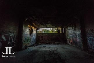 Abandoned Packard Motor Plant Detroit-69