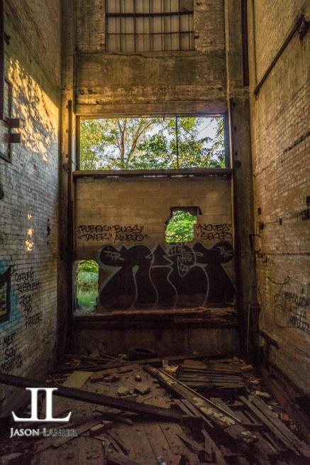Abandoned Packard Motor Plant Detroit-70