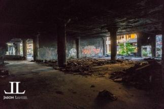Abandoned Packard Motor Plant Detroit-73