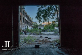 Abandoned Packard Motor Plant Detroit-74