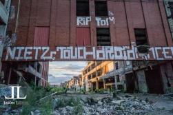 Abandoned Packard Motor Plant Detroit-76