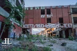 Abandoned Packard Motor Plant Detroit-77