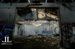 Abandoned Packard Motor Plant Detroit-8
