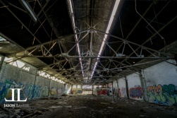 Abandoned Packard Motor Plant Detroit-9