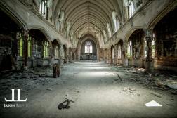 Abandoned Saint Agnes Cathedral Detroit-10