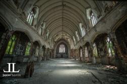 Abandoned Saint Agnes Cathedral Detroit-12