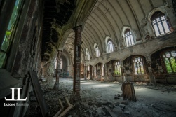 Abandoned Saint Agnes Cathedral Detroit-14