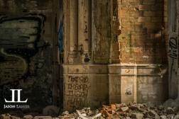 Abandoned Saint Agnes Cathedral Detroit-22
