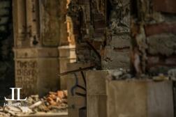 Abandoned Saint Agnes Cathedral Detroit-23