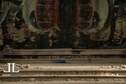 Abandoned Saint Agnes Cathedral Detroit-30