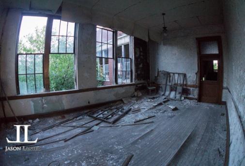 Abandoned Saint Agnes School Detroit-10
